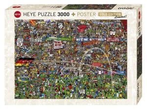 Heye Puzzle Box