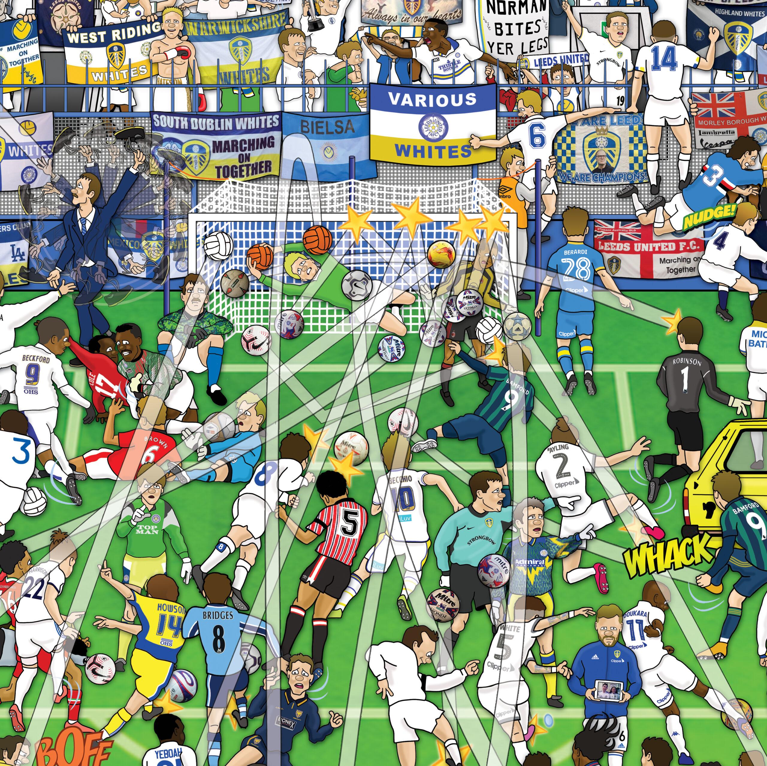 Leeds United Mishmash